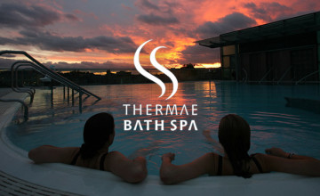 Gift Vouchers from £37 at Thermae Bath Spa