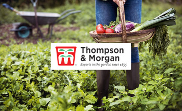 Get a 10% Discount on Every Order with Memberships at Thompson & Morgan