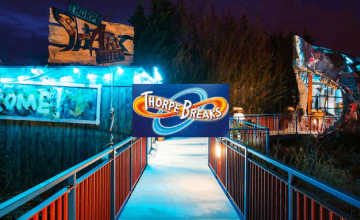 Up to 20% Off at Thorpe Breaks | Merlin Holiday Club Discount