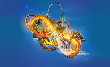 35% Off Tickets with this Thorpe Park Promotional Offer