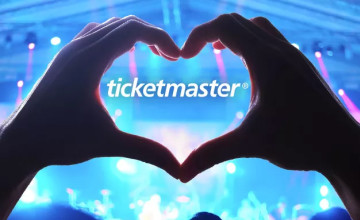 Shop Gift Cards from £10 at Ticketmaster
