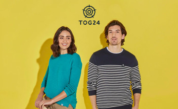 £10 Gift Card with Orders Over £65 at TOG 24