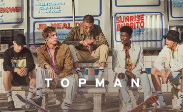 You Can Get up to 60% Off in the Sale at Topman