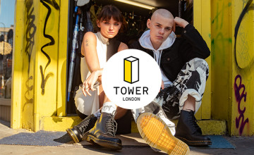 Up to 60% Off in the Sale at TOWER London Footwear