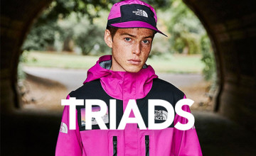 Free £5 Voucher with Orders Over £80 at Triads