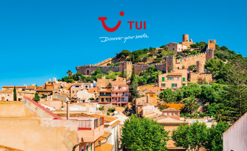Save up to €600 Off Holidays for Couples at TUI Holidays