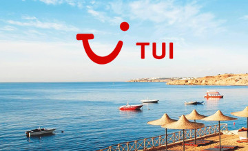£100 Off Bookings for all Green and Amber Destinations at TUI