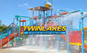 10% Off Tickets at Twinlakes Park