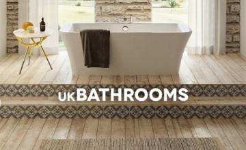 Up to 50% Off 🤑 Orders in the Sale at UK Bathrooms