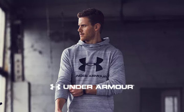 Get a Discount of up to 40% Off Sport Fashion in the Sale at Under Armour