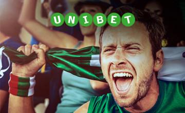 Deposit £10 and Get a £40 Casino Bonus at Unibet