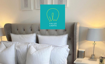10% Off Orders   Value Lights Voucher