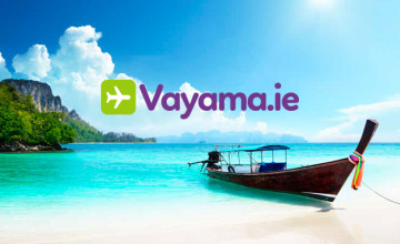 Save €10 on Next Flight Bookings with Newsletter Sign-Ups at Vayama.ie