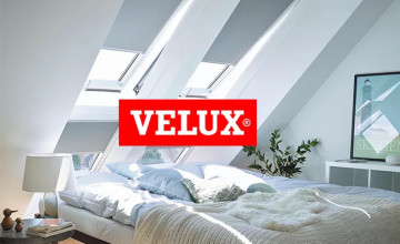 Save 20% on 2-in-1 MHL Awning Blind at Velux