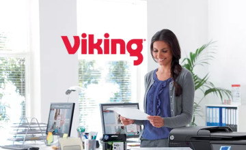 £15 Off Orders Over £149 at Viking