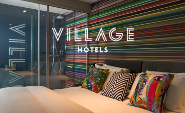 £10 Gift Card with Upfront Bookings Over £100 at Village Hotels