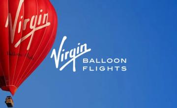 £10 Off Weekday Balloon Ride Orders | Virgin Balloon Flights Discount Code