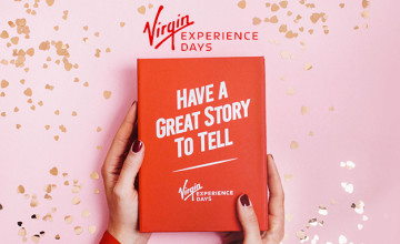 10% Off with Newsletter Sign Ups at Virgin Experience Days