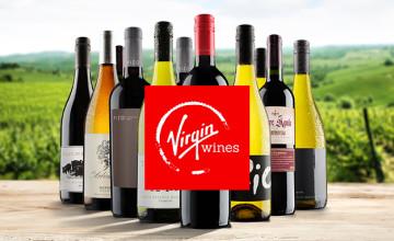 £60 Off Orders | Virgin Wines Offer Code