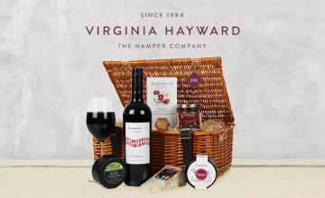 £5 Gift Card with Orders Over £60 at Virginia Hayward Hampers