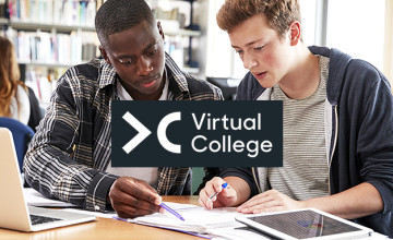 £5 Gift Card with Orders Over £30 at Virtual College