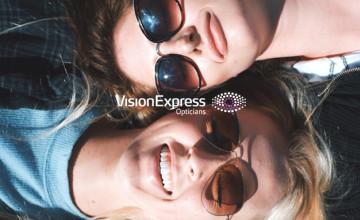 25% Off Glasses, Sunglasses, Prescription Sunglasses + Contact Lenses   Vision Express Discount Code