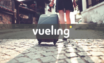 Find up to 50% Off by Checking in Your Bag Online at Vueling