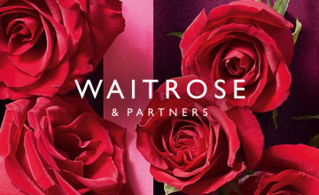Same Day Delivery on Selected Flowers at Florist by Waitrose & Partners
