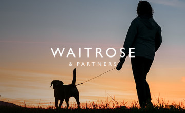 Get 10% Discount On First Order With Repeat Delivery at Pet by Waitrose & Partners