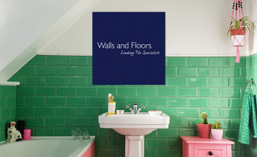 £5 Gift Card with Orders Over £150 at Walls and Floors