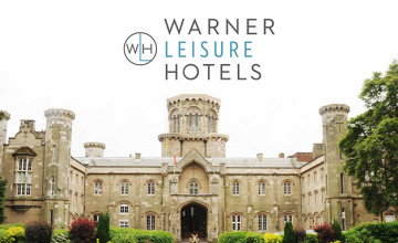 £10 Off Per Person on Bookings   Warner Leisure Hotels Voucher Code