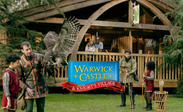 Day Tickets from £20 at Warwick Castle