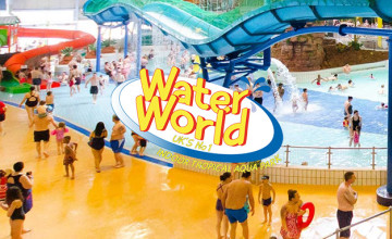Up to 15% Off Package Deals at Waterworld