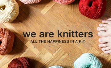 -15% de réduction sur les Packs de 5 pelotes ⚡ We are Knitters