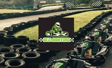 Gift Vouchers Available at West Country Karting