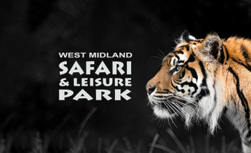 30% Off Tickets at West Midland Safari Park