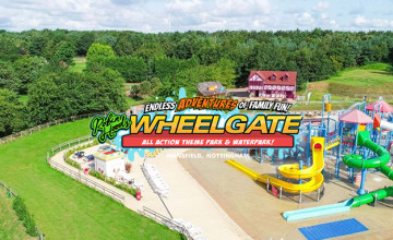 Save up to 50% with Group Bookings at Wheel Gate Adventure Park