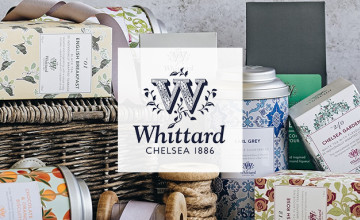 10% Off Orders Over £20 🤩   Whittard of Chelsea Discount Code