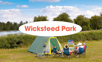 Adult Tickets from £10 at Wicksteed Park