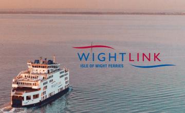 Enjoy No Booking Fees at Wightlink