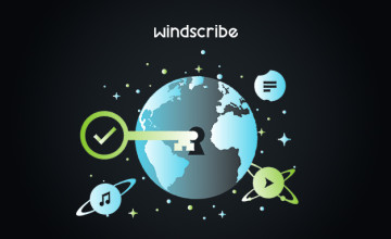 1GB of Data Every Month with Friend Referrals at Windscribe