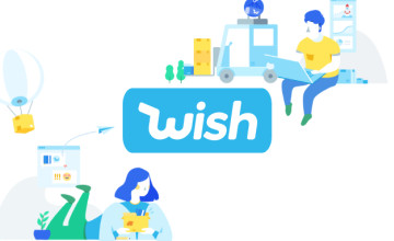 55% Off First Orders at Wish