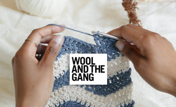 15% Off Orders with Friend Referrals at Wool and the Gang
