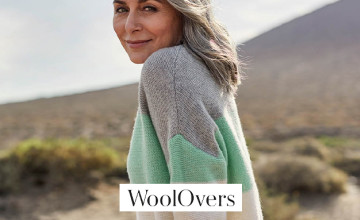 20% Off Orders | WoolOvers Discount Code