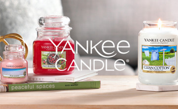 25% Off the Fragrance of the Month at Yankee Candle