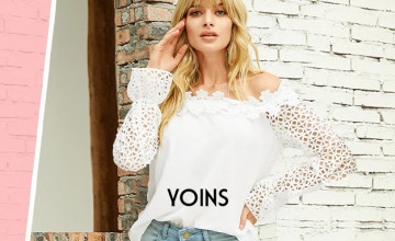 £5 Gift Card with Orders Over £25 at Yoins