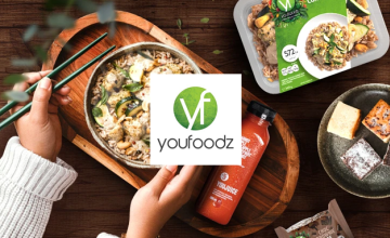 9 Delicious Meals for $69 at Youfoodz + Get a BONUS Giftcard | BEST Meal Deal