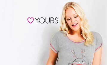 Up to 65% Off Women's Tops at Yours Clothing