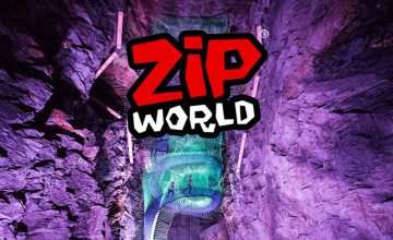 15% Off Tickets at Zip World