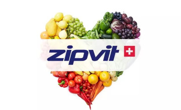 Free £5 Voucher with Orders Over £80 at Zipvit